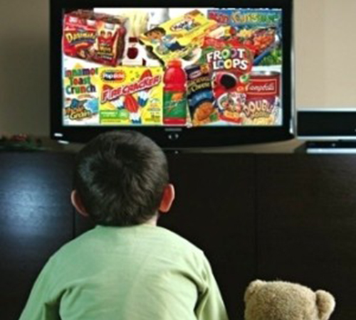 an analysis of children interacting with television advertising Advertising is a pervasive influence on children and adolescents young people view more than 40 000 ads per year on television alone and increasingly are being exposed to advertising on the internet, in magazines, and in schools this exposure may contribute significantly to childhood and.