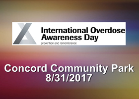 2017 International Overdose Awareness Day